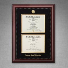 Bloomsburg University Bloomsburg, PA - Diploma Frames Products - Jostens