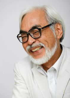 Hayao Miyazaki. Have to love him since he has directed so many great animation movies.