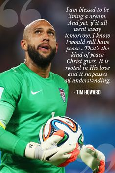The Players' Testimony is a new media platform that aims to elevate the name of Jesus by allowing athletes to share their stories of faith. Inspirational Soccer Quotes, Great Quotes, Motivational, Football Qoutes, Basketball Quotes, Kids Prayer, Prayers For Children, Christ Quotes, Faith Quotes