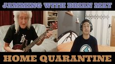 JAMMING WITH BRI  - LOVE OF MY LIFE | HOME QUARANTINE Queen Love, Love Of My Life, Music, Musica, Musik, Muziek, Music Activities, Songs