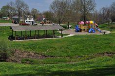 City of Leavenworth, Kansas / Locations / Buffalo Bill Cody Park