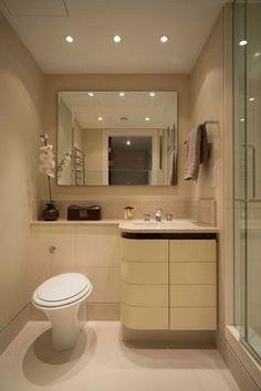 THE KNIGHTSBRIDGE APARTMENTS - contemporary - Bathroom - London - STUDIO[01] LTD