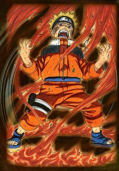 Manga Cap Naruto - Naruto Kyuubi