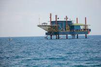 Oil rig converted into a dive resort.   sunshinehunters.com   #Scubadiving #Diving #Barracuda #Seaventures #Sipadan #Mabul #Borneo #Asia #Traveling #turquoise #Sea #tropical