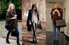Imgs For > Winter Street Style 2015 Autumn Street Style, Street Style Women, Fall 2015 Outfits, Mode City, 2016 Fashion Trends, Work Fashion, Street Fashion, Winter Fashion, Style Inspiration