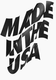 Creative Type, Usa, Moustafa, Hassan, and Ff image ideas & inspiration on Designspiration Typography Layout, Creative Typography, Typography Letters, Typography Poster, Web Inspiration, Typography Inspiration, Graphic Design Inspiration, Sans Serif, Type Design