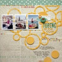 A Project by Davinie from our Scrapbooking Gallery originally submitted 07/07/13 at 11:44 AM