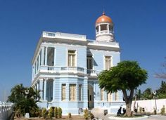 WoWCuba, Bicycle Tours, Diving, Car Rental, and more Cuba travel services Cienfuegos, Cuba Hotels, Cuba Travel, Urban Setting, Car Rental, Tours, Mansions, Cuban, House Styles
