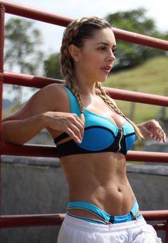 Miss Fitness Colombia 2017 - Natalia Arcila