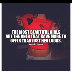 beautiful girls quote