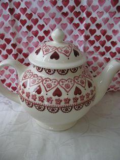 Emma Bridgewater Sampler SAMPLE Four Teapot for Collectors Day 2011