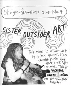 Inspired by this year's International Zine Month activities and Allied Media Conference, POC Zine Project founder Daniela Capistrano collaborated with artist/activist Nia King, Queer Zine Archive Project and Barnard Zine Library to curate a list of 50 zines made by QTPOC (Queer and/or Trans-Identified People of Color).
