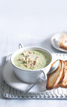 Soup Recipes, Vegetarian Recipes, Cooking Recipes, Healthy Recipes, Markova, What To Cook, Party Finger Foods, Soups And Stews, Bon Appetit