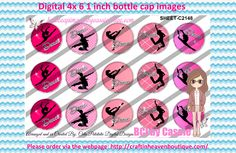 1' Bottle caps (4x6) Digital dance C2148 PLEASE VISIT http://craftinheavenboutique.com/AND USE COUPON CODE thankyou25 FOR 25% OFF YOUR FIRST ORDER OVER $10! #bottlecap #BCI #shrinkydinkimages #bowcenters #hairbows #bowmaking #ironon #printables #printyourself #digitaltransfer #doityourself #transfer #ribbongraphics #ribbon #shirtprint #tshirt #digitalart #diy #digital #graphicdesign please purchase via link http://craftinheavenboutique.com