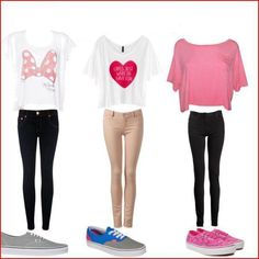 Outfits (: