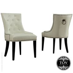 21 best cream leather dining chairs images cream leather dining rh pinterest com