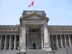 Palacio de Justicia , Lima- Perú
