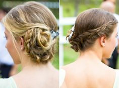 """""""so lovely bridesmaids!!""""  Intimate, Romantic, Outdoor Wedding 
