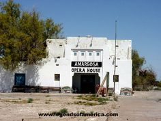 Amargosa Hotel, Death Valley: In Room 24 guests have repeatedly reported hearing the sounds of a crying child during the night when no children are at the hotel. Room 32 harbors a threatening, malevolent presence that gives visitors the chills.It is known that hanging took place in the room. In Room 9, a number of people have reported that while they are sleeping, something holds their legs and feet down. Sounds of a child giggling and running down the hall outside the room have also been…