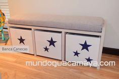 Girl Room, Girls Bedroom, Baby Room, Toy Storage, Storage Chest, Creative Kids Rooms, Baby L, Toy Boxes, Play Houses