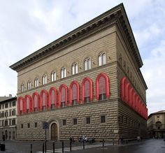 ai weiwei to wrap the façade of florence's palazzo strozzi in rubber life boats