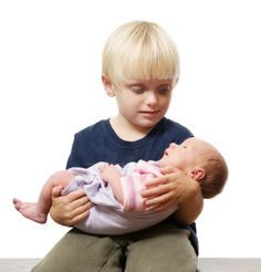 How To Handle Sibling Rivalry with a Toddler  via Dr. Heather
