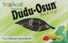 Dudu-Osun, czarne mydło afrykańskie, 150 g, nr.kat. 235507 - Internetowa drogeria Rossmann - Zakupy online