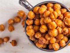 Nacho Seasoned Roasted Chickpeas