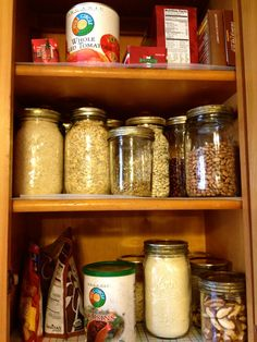 A Well Stocked Pantry - We Got Real