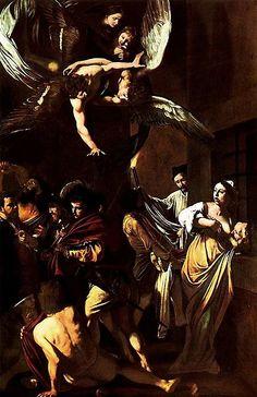 The Seven Works of Mercy - Caravaggio 1607 - Pio Monte della Misericordia Napoli