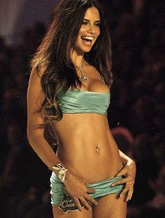 Adriana Lima...body inspiration. Maybe I should hit up the gym again today haha ;)