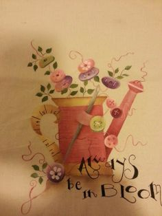 Il mondo di Cassiopea: Dipinto su stoffa Tole Painting Patterns, Country Paintings, Coloring Pages, Flowers, Crafts, Wood Paintings, Painting On Fabric, Boxes, Frames