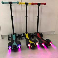 Kick Scooter for Kids Outdoor Sport Child Gift -- Check out the image by visiting the link.