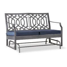 $240 Harper Motion Garden Bench