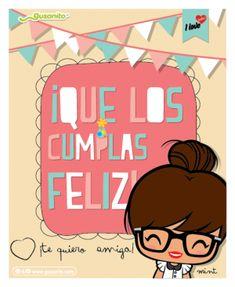Feliz cumple amiga..!! #compartirvideos #felizcumple