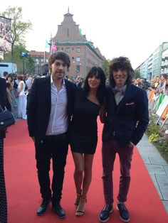 El Sueno de Morfeo: Red carpet #Eurovision Spain