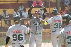 Calkiní, Camp. (www.leones.mx / Mario Serrano) 15 de octubre.- Los Leones de Yucatán debutaron en la Liga Peninsular con un éxito 9-5 sobre ...