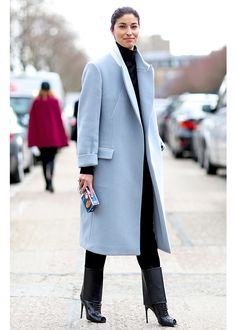 The fashion editors' covetable coats / Les plus beaux manteaux des rédactrices mode