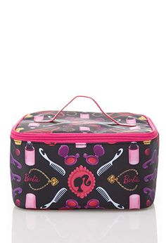 Barbie Travel Cosmetic Case | FOREVER 21 - 1000130014