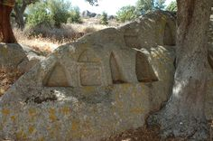 Oschiri altare rupestre S. Stefano
