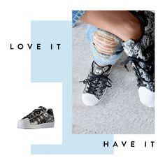 Marca el ritmo con tus zapatillas #Adidas!