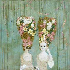 Gainsborough Girls, By Anne Siems.