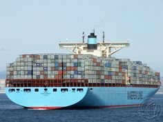 Emma Maersk  3.8. 2014, NCO eCommerce www.netkaup.is.. Merchant Navy, Merchant Marine, Navy Special Forces, Maersk Line, Freight Transport, Oil Platform, Trains, Boat Art, Sea And Ocean