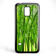 Green Bamboos TATUM-4841 Samsung Phonecase Cover Samsung Galaxy S3 Mini Galaxy S4 Mini Galaxy S5 Mini