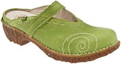 PLANET SHOES - green ones!