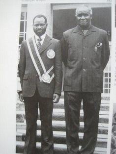 Samora Machel and Kenneth Kaunda Pan Africanism, Human Rights, My Hero, Affair, Politics, Popular, History, Google Search, Classic