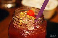Os novos drinks do Tragga - Gulab