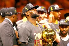 After leading the Cleveland Cavaliers to a historic NBA title in the 2016 Finals, LeBron James has been named the Associated Press 2016 Male Athlete of the Year. James had been a previous recipient of the award in 2013 after his hugely successful stint with the Miami Heat. 59 editors from the AP member newspapers and customers voted King James as the best male athlete.
