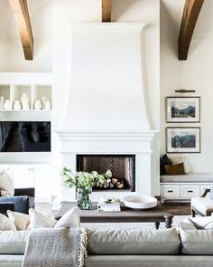 Gorgeous French Country Living Room Decor Ideas (50)