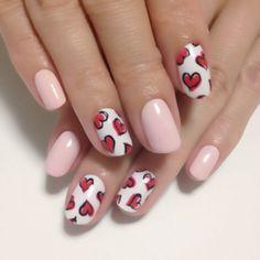 super girls pink + hearts!